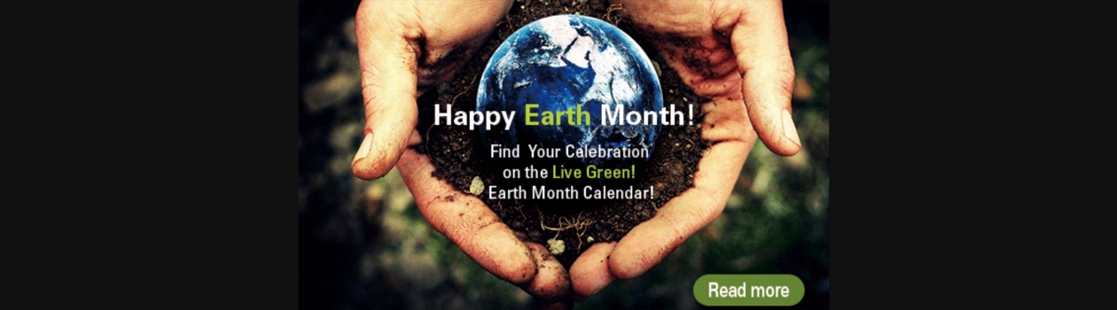 2018 Earth Month