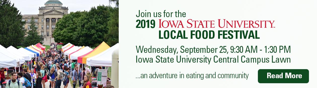 2019 Local Food Festival