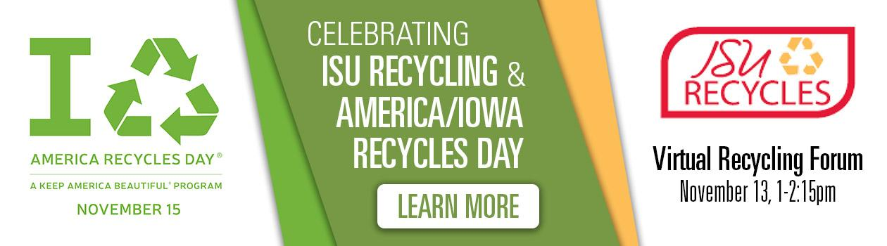 2020 America Recycles Day