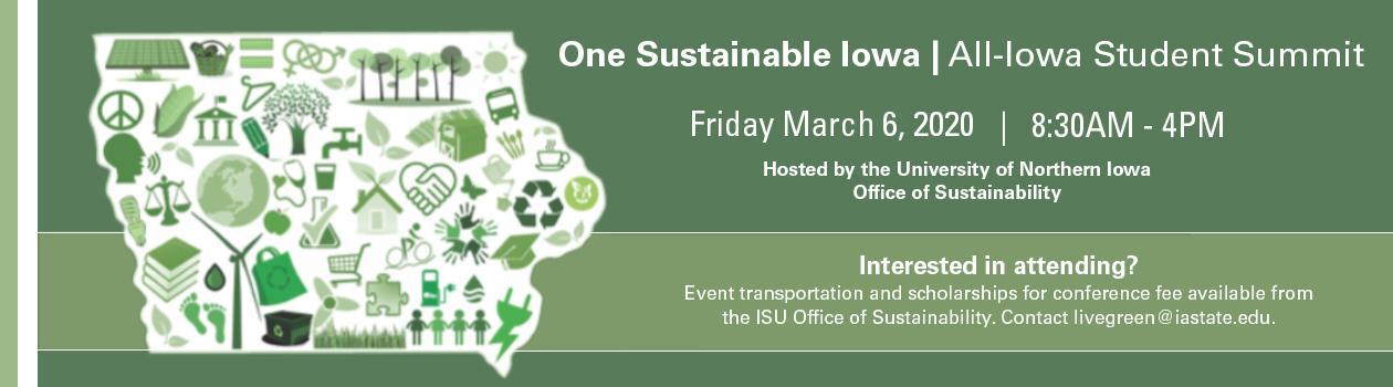 2020 One Sustainable Iowa