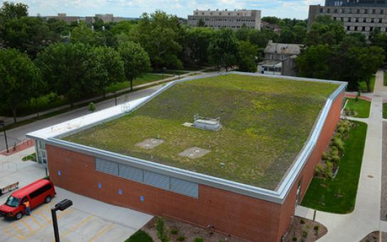 Troxel Hall Earns LEED Gold Certification